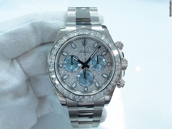 Diamond Rolex Cosmograph Daytona Replica Watch