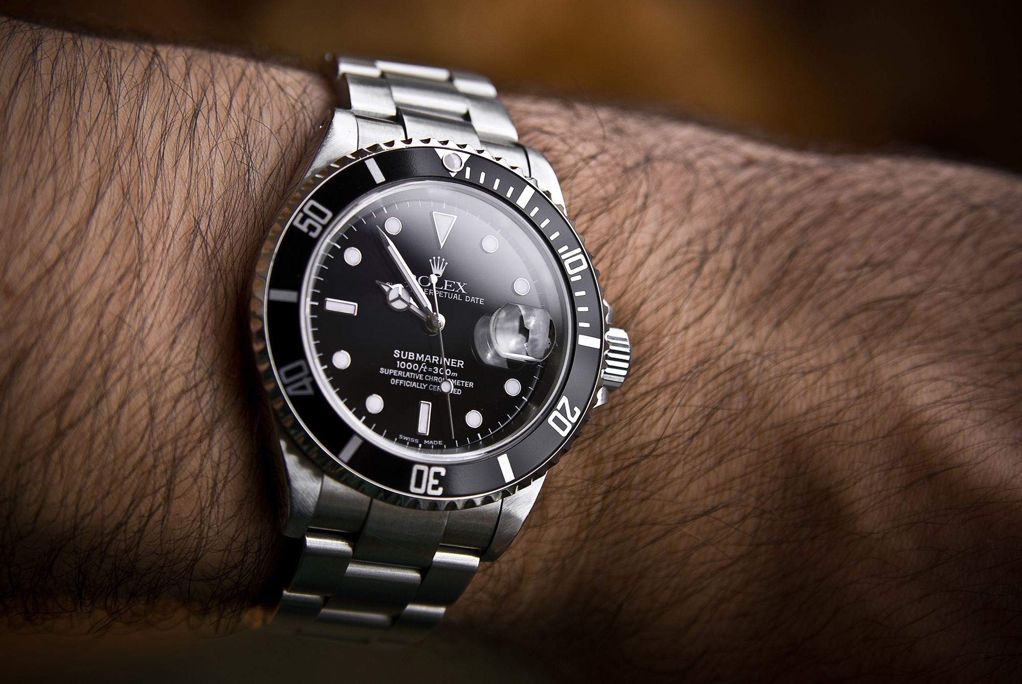 Rolex Submariner 38mm Replica