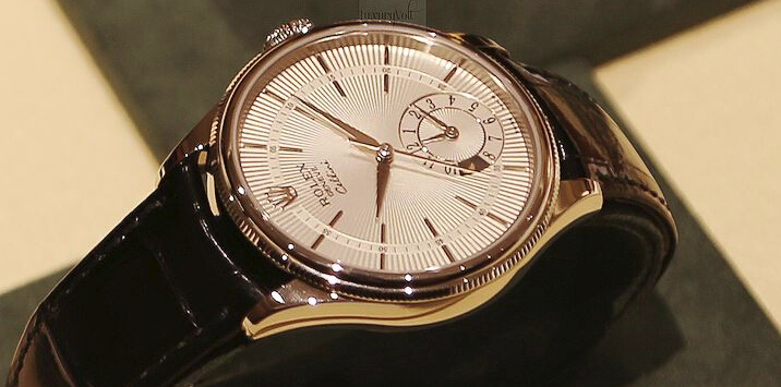 Rolex Cellini Time 39mm Watch Replica