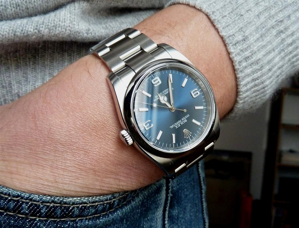 Rolex Datejust 2 Replica 39mm Watch