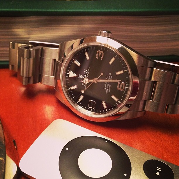 Rolex Explorer replica 39mm watch