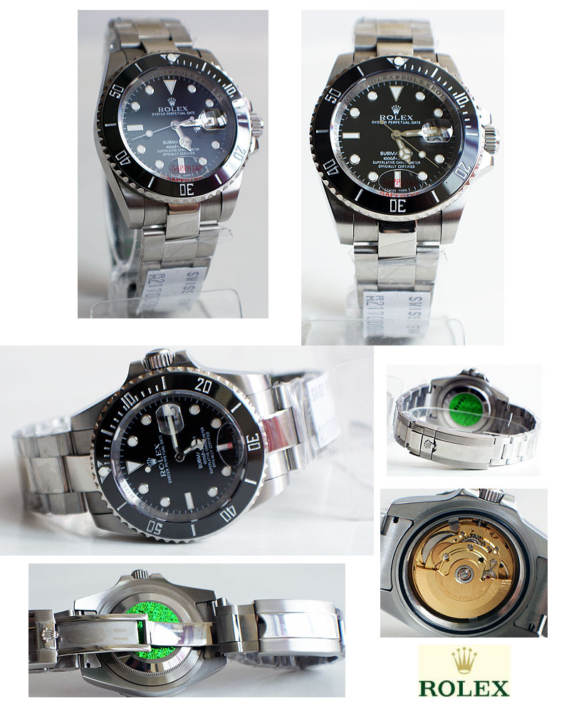 Rolex-Submariner-swiss-replica