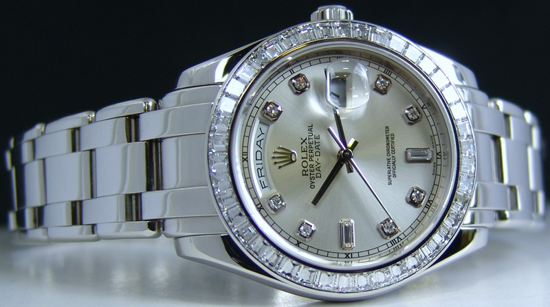 rolex day-date masterpiece replica watch