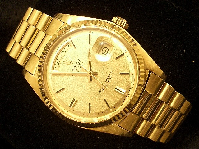 Rolex Day-Date President Replica Watch