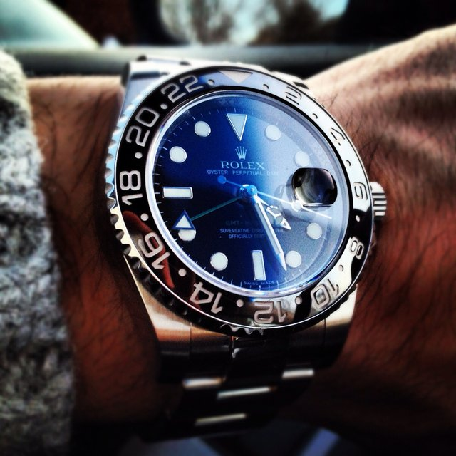 Replica Rolex gmt master ii watches