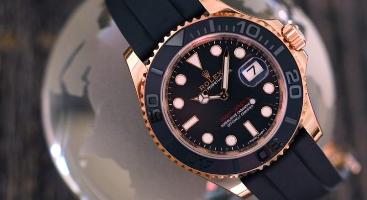A Week On Your Wrist The Rolex Yacht,master 40mm With